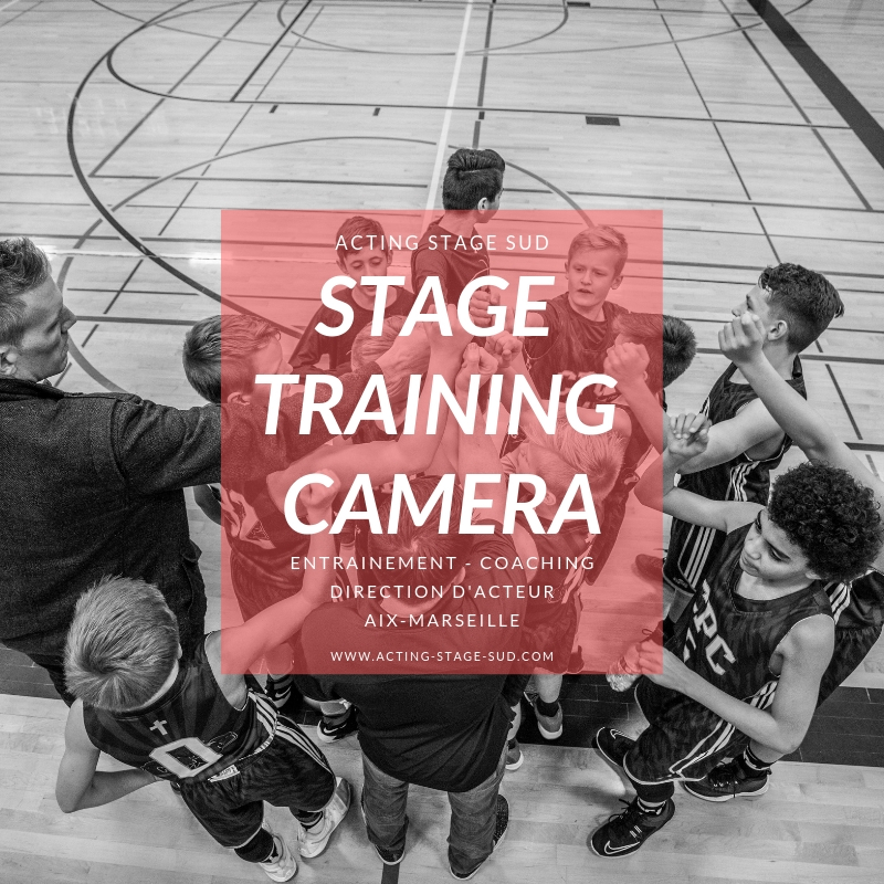 stage training jeu camera aix marseille